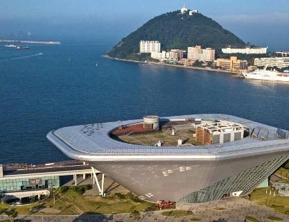 Korea National Maritime Museum, the Flower of Maritime Culture